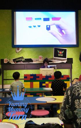 workshop กับเด็กๆญี่ปุ่น